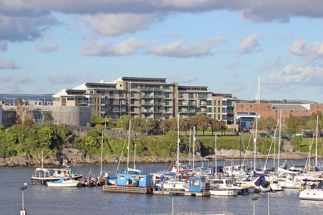 Thumbnail Flat for sale in Queen Annes Quay, Plymouth