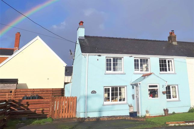 2 bed cottage for sale in Newtown Road, Hook, Haverfordwest SA62
