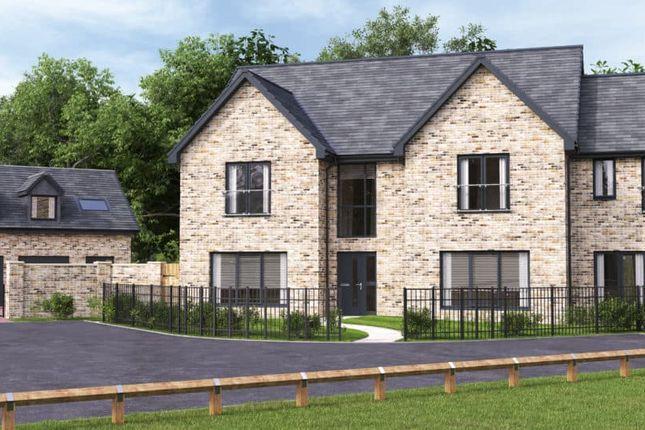 "Thumbnail Detached house for sale in ""Stewart Garden Room "" at Burn Avenue, Wynyard, Billingham"