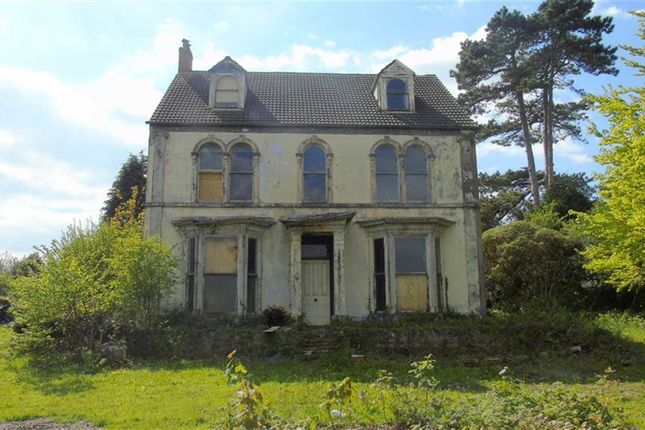 Thumbnail Detached house for sale in Westward Close, Swansea