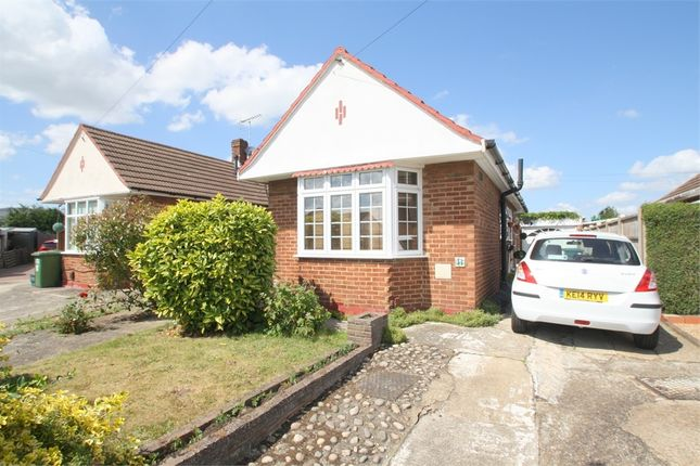 2 bed semi-detached bungalow for sale in Brook Close, Stanwell, Staines-Upon-Thames, Surrey