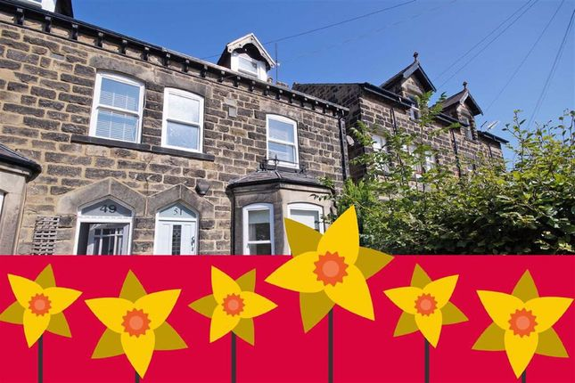 Thumbnail End terrace house to rent in Grove Road, Harrogate, North Yorkshire