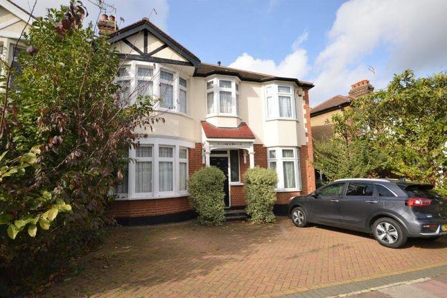 Thumbnail Semi-detached house for sale in Queen Elizabeths Drive, Southgate