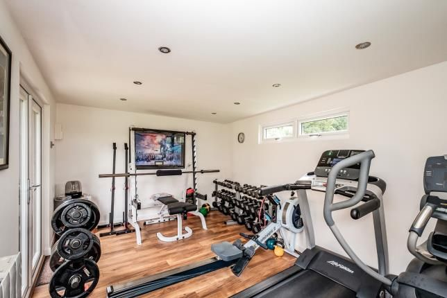 Home Office/Gym of Linfield Lane, Ashington, Pulborough, West Sussex RH20