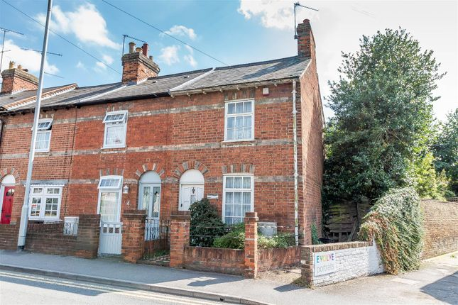 Thumbnail End terrace house for sale in Waltham Road, Twyford, Reading