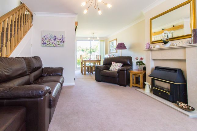 Thumbnail Semi-detached house for sale in Borrowdale Close, Benfleet