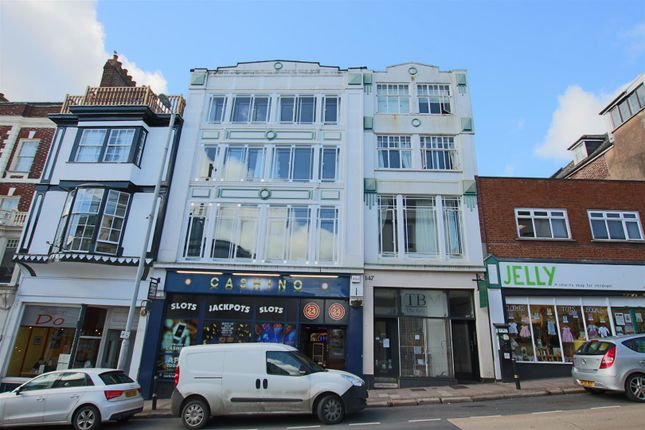 Thumbnail Flat for sale in Fore Street, Exeter