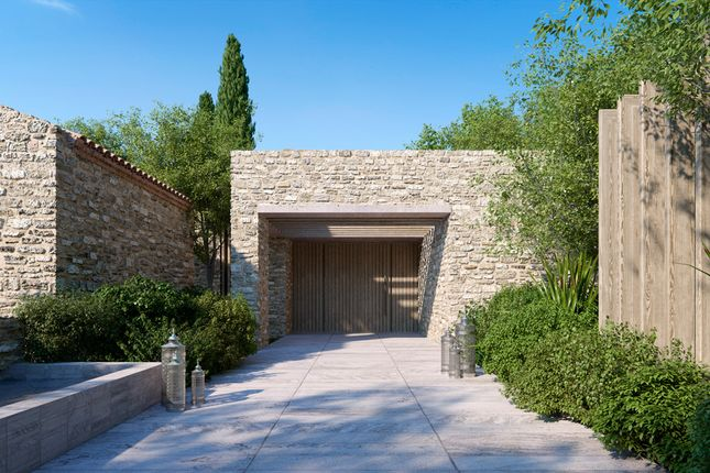 Isv_Entrance of Costa Navarino, Sw Peloponnese, Greece