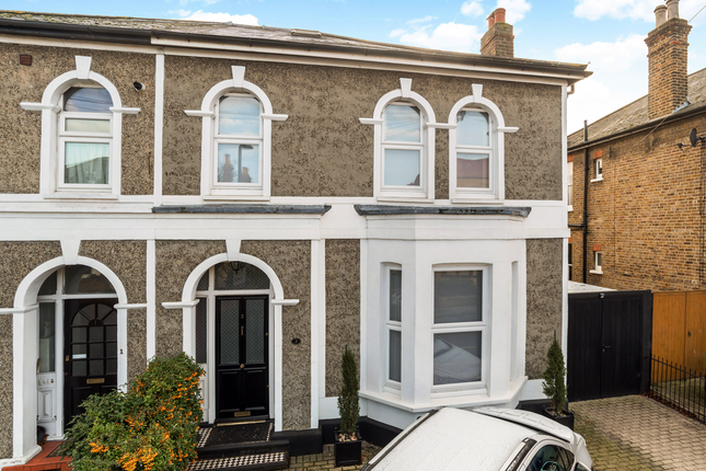 Thumbnail Semi-detached house for sale in 3 Elgin Road, Wallington