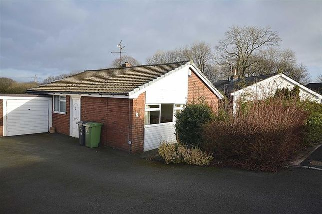 Thumbnail Detached bungalow for sale in Sycamore Crescent, Clayton - Le - Moors