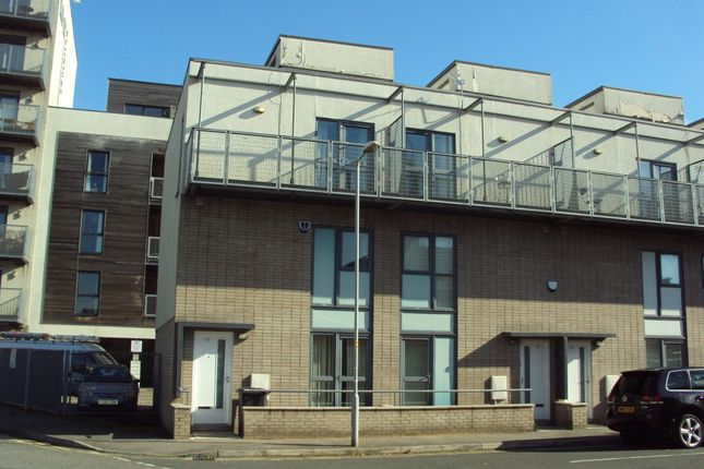 Thumbnail End terrace house to rent in Boston Street, Hulme, Manchester