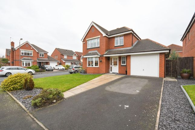 Thumbnail Property for sale in Wisteria Way, St. Helens
