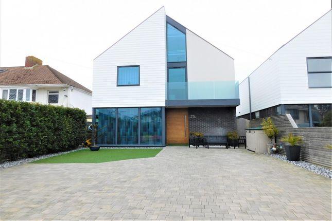 Thumbnail Detached house for sale in Branksea Avenue, Hamworthy, Poole, Dorset