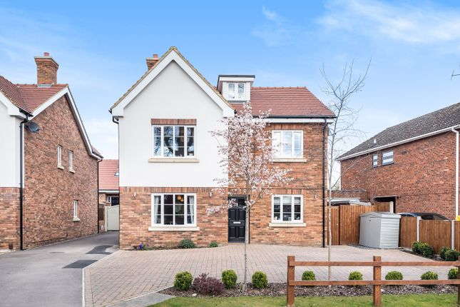 5 bed detached house for sale in Church Road, Westoning MK45