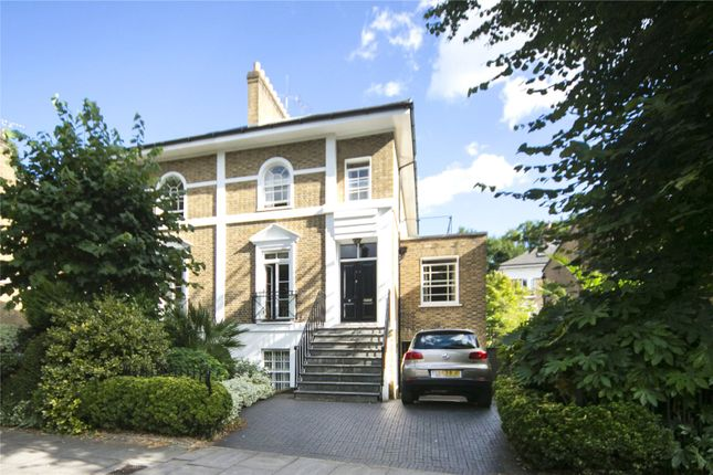 Thumbnail Semi-detached house for sale in Canonbury Park South, Canonbury
