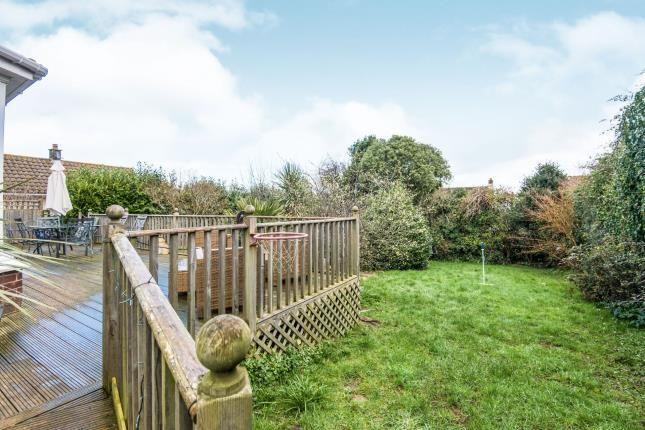 Rear Garden of Dawish, Devon, . EX7