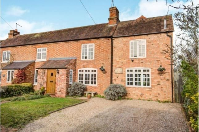 Thumbnail Semi-detached house for sale in Atch Lench, Evesham, Worcestershire