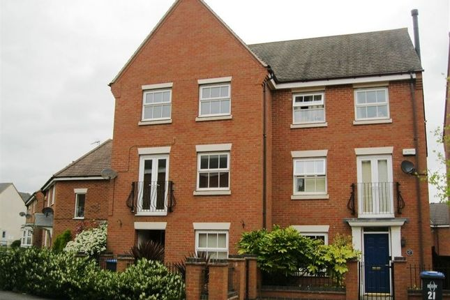 Thumbnail Property to rent in Longstork Road, Rugby, Warwickshire