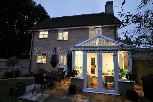 Thumbnail Detached house for sale in Lawford Place, Lawford, Manningtree, Essex