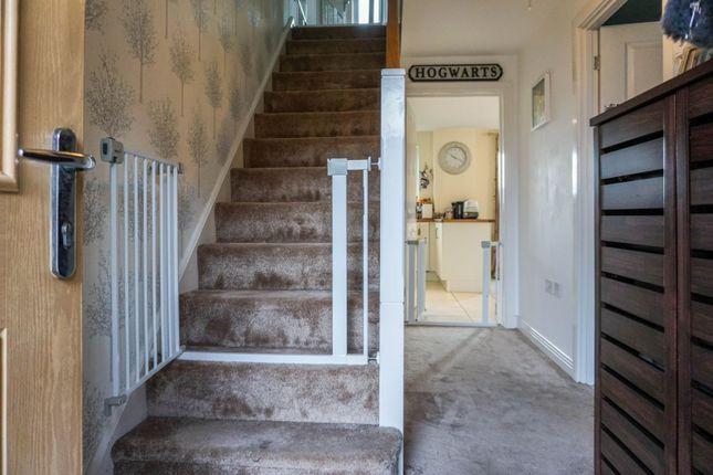 Hallway of Jenham Drive, Sileby, Loughborough LE12