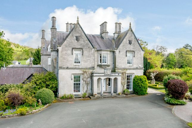 Thumbnail Detached house for sale in Pentre Celyn, Ruthin, Denbighshire