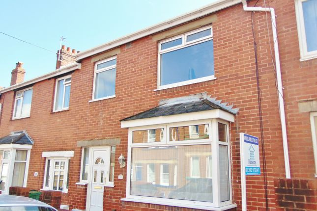 Thumbnail Terraced house to rent in Saxon Road, Heavitree - Exeter