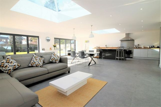 Thumbnail Detached house for sale in Newton Place, Lee-On-The-Solent
