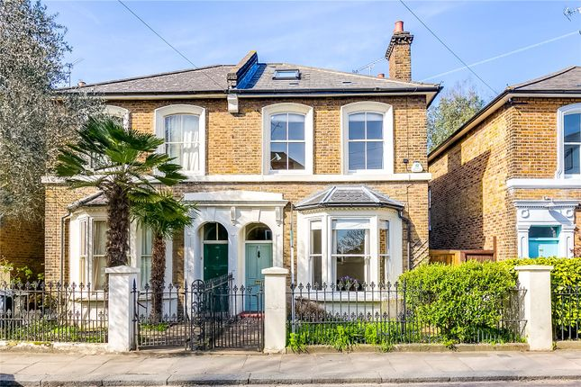 Thumbnail Semi-detached house for sale in Avenue Road, London