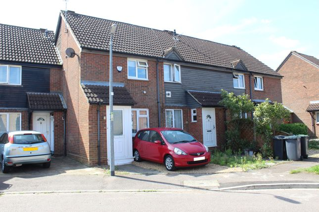 Thumbnail Terraced house for sale in Lamb Meadow, Arlesey