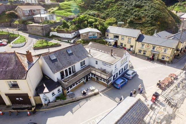 Thumbnail Commercial property for sale in Llangrannog, Ceredigion