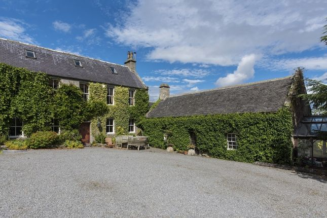 Detached house for sale in By Sauchen, Inverurie, Aberdeenshire
