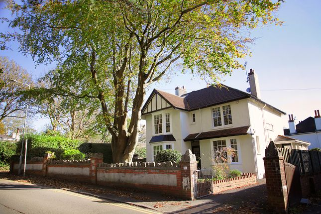 Thumbnail Detached house to rent in Caswell Road, Caswell, Swansea