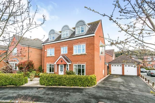 Thumbnail Detached house for sale in Llys Onnen, Llandudno Junction, Conwy