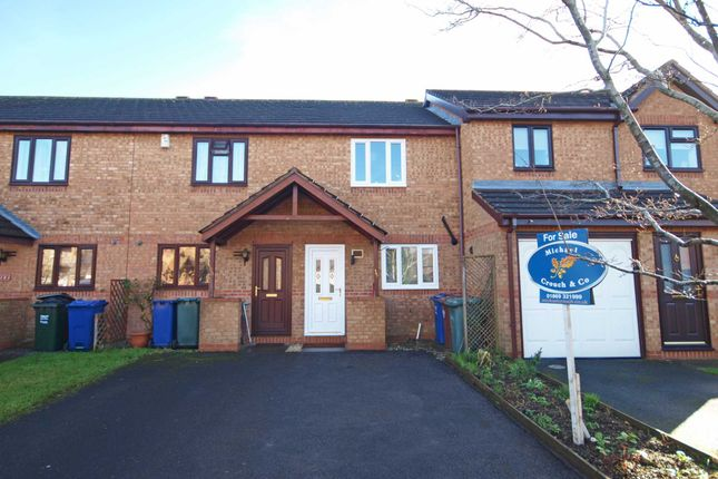 2 bed terraced house for sale in Coopers Green, Bicester