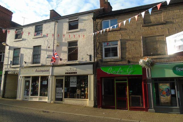 Thumbnail Flat to rent in King Street, Belper, Derbyshire