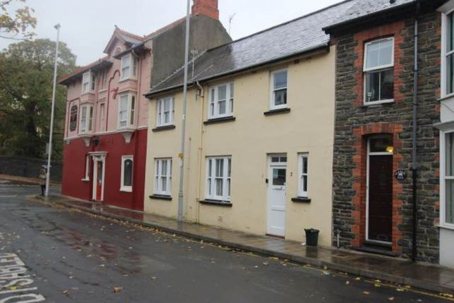 Thumbnail Flat for sale in Pound Place, Aberystwyth
