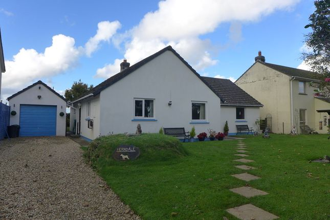 3 bed detached bungalow for sale in Hayscastle, Haverfordwest