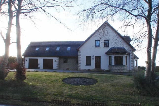 Thumbnail Detached house for sale in Clochan, Buckie