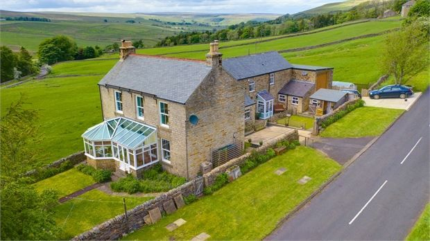Thumbnail Detached house for sale in Southview, Carrshield, Northumberland.