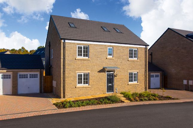 "Thumbnail Detached house for sale in ""The Pickering"" at Barnsley Road, Newmillerdam, Wakefield"