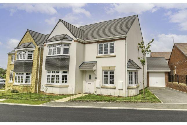 Thumbnail Detached house for sale in Cozens Grove, Shrivenham
