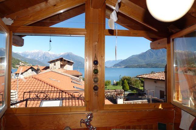 Lake View of Via Roma N.5, Gravedona Ed Uniti, Como, Lombardy, Italy