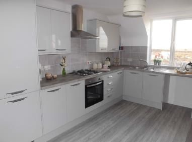 Thumbnail Flat for sale in Lumley Fields, Churchill Avenue, Skegness, Lincolnshire