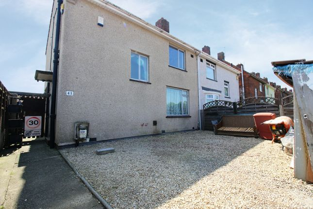 Thumbnail Semi-detached house for sale in Dunmail Road, Bristol, Avon
