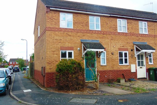 Terraced house for sale in St Davids Drive, Evesham