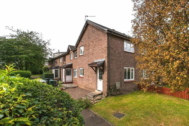 Thumbnail Terraced house to rent in Double Hedges Park, Liberton