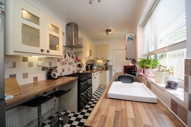 Thumbnail Terraced house for sale in St. Catherines Grove, Lincoln