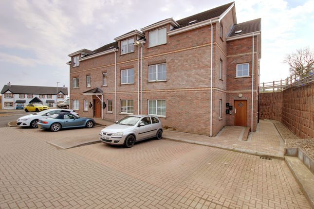 Thumbnail 2 bedroom flat for sale in Ballycullen Halt, Newtownards