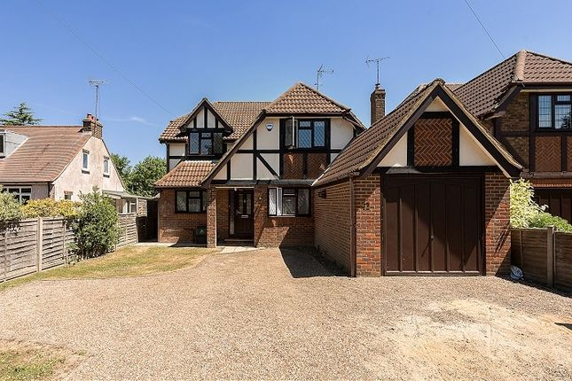 Thumbnail Detached house to rent in Station Road, Smallford, St.Albans