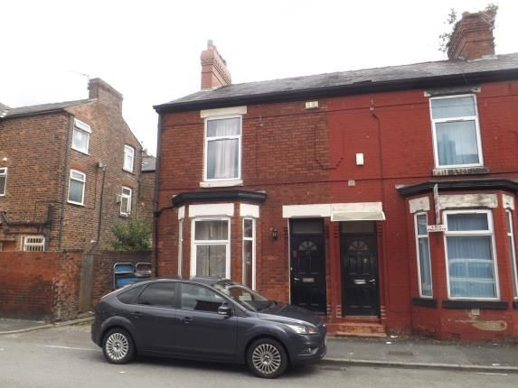 Front View of Hibbert Street, Rusholme, Manchester M14
